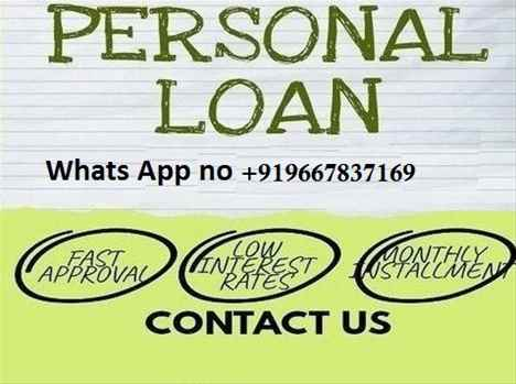 Are you in need of a loan? Do you want to pay off your bills apply now
