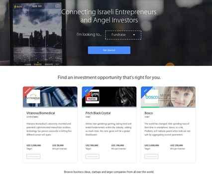Global Investment Network for entrepreneurs in Israel