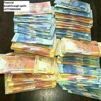 Fulfill your 2019 financial goals with my great money and financial spells 27736842646