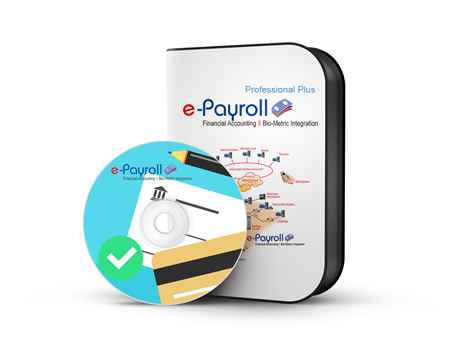e-Payroll Professional Plus EPP 1.2 Online Payroll Management Software