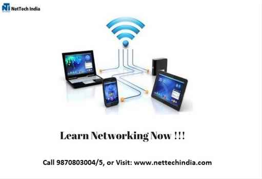 Networking Certification Course  Networking Training  NetTech India