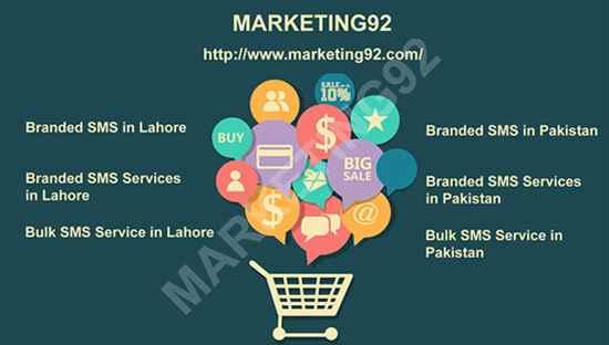 Branded SMS in Lahore - Bulk SMS in Lahore