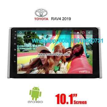 Toyota RAV4 2019 radio GPS android