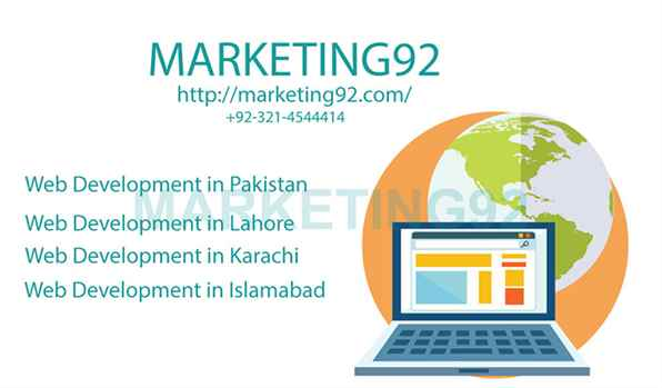 Web Development in Pakistan  Web developer in Pakistan