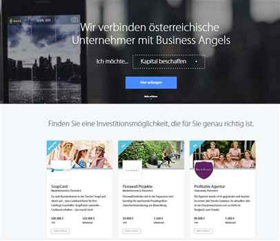 Angel Investment Network  Global Network Enterpreneurs in Austria.