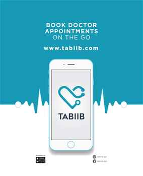 TABIIB  Book Doctors Appointments Online  247 Appointment Booking