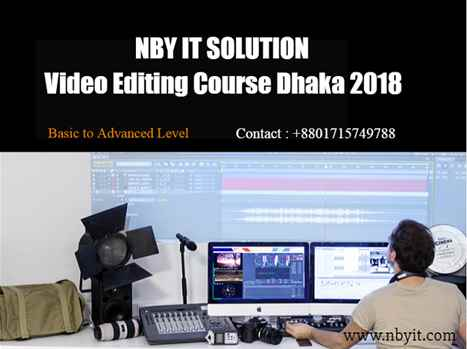 Professional video editing services Dhaka Bangladesh