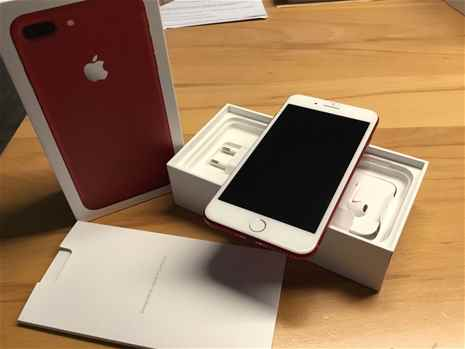 BUY APPLE IPHONE 77 PLUS PRODRED 128GB IN BOX 24MONTHS WARRANTY