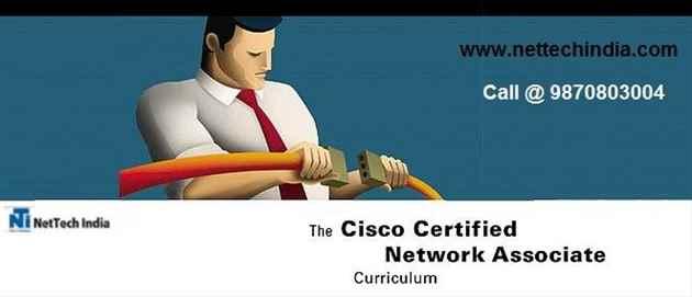 Cisco Training Institute  Cisco Certification  NetTech India