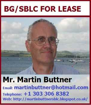 SBLCBG Available for Lease