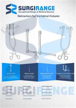Surgirange Surgical Intstruments and Equipments Supplies