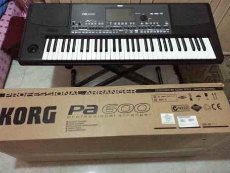 KORG PA600  KORG PA600QT  KORG PA800