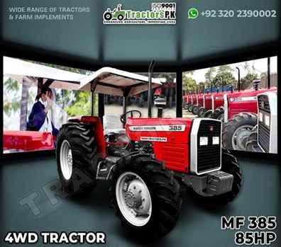 Tractors for Sale in Nigeria