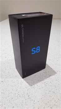 Original New Samsung Galaxy Note 8  S8 smartphone