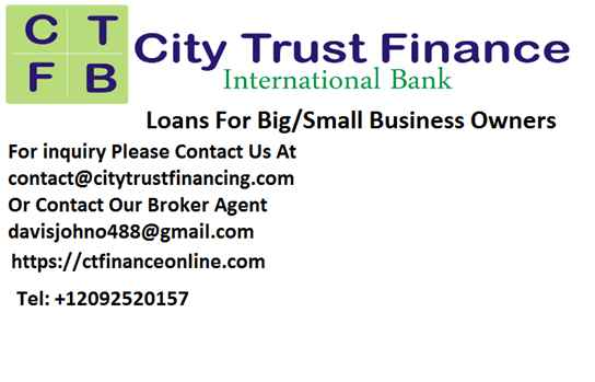 LOANS FOR BIGSMALL BUSINESS OWNERS