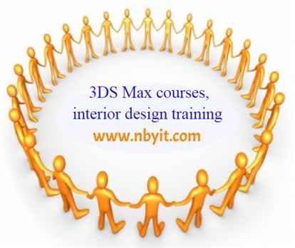 3DS Max courses, interior design training Dhaka Bangladesh