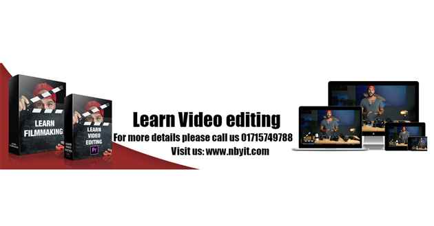 FILM AND VIDEO EDITING COURSE institute Dhaka Bangladesh