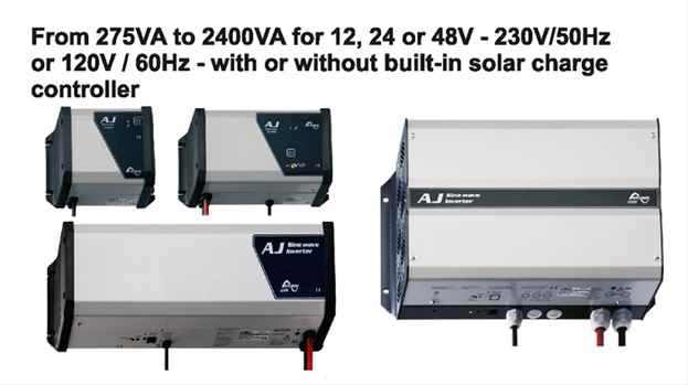 Solar Battery Conversion Equipment from Power n Sun