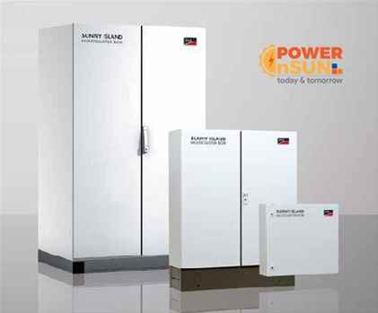 Buy SMA Sunny Island Battery Inverters from Power n Sun