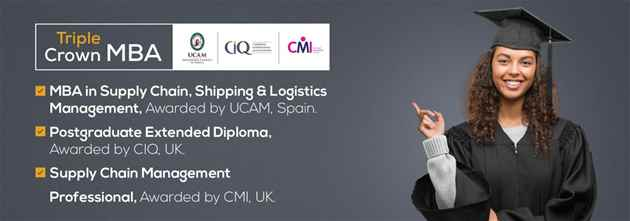 Part Time Online MBA in Supply Chain Management-WUC