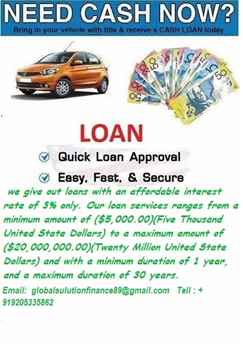 Genuine Loan Offer Apply Now