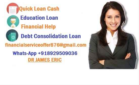 Do you need a genuine Loan to settle your bills and startup