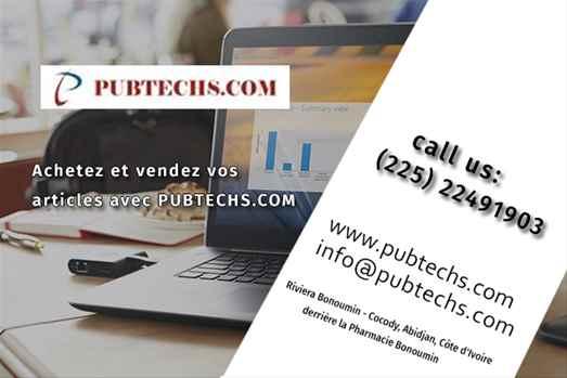 ACHETER ET VENDRE VOS ARTICLES - Pubtechs