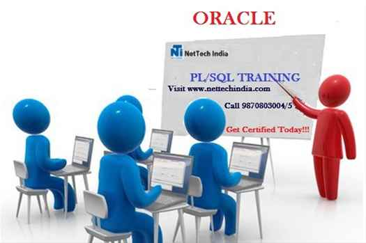 Oracle PLSQL Training  Oracle PLSQL Certification  NetTech India