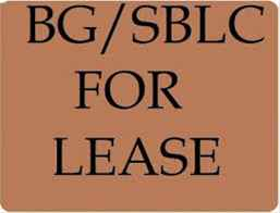 BGSBLC BANK INSTRUMENTS AVAILABLE FOR PURCHASES AND LEASE
