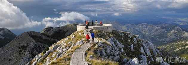 Walking and Hiking Trip Montenegro with ACE Adventure