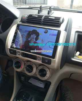Honda Jazz Fit 03-08 audio radio Car android wifi GPS navigation camera