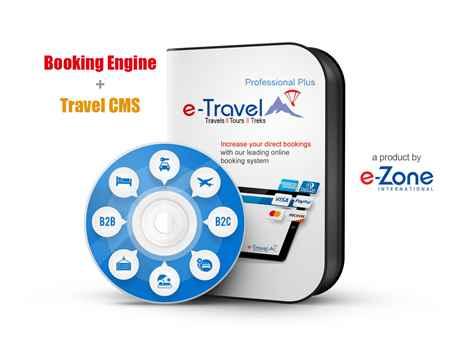 e-Travel Professional Plus ETP 2.2 Premium Module