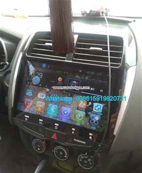 Peugeot 4008 audio radio Car android wifi GPS navigation camera