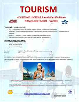 New Batch of Full time Travel and Tourism Diploma course