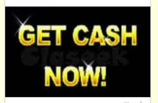 DO YOU NEED BILLS AND SOME CASH?, WE CAN HELP YOU TODAY