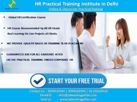 Best HR Training platform in Delhi