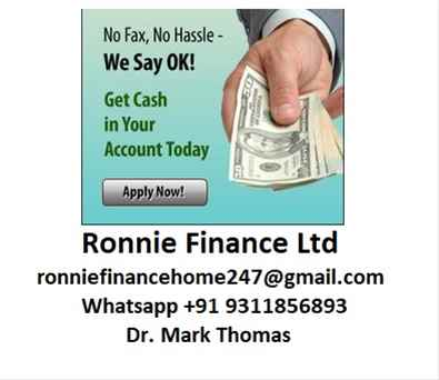WE OFFER ALL TYPE OF LOANS GUARANTEED LOAN PERSONAL LOANS AND BUSINESS LOAN