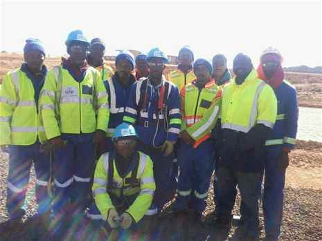 mulani operators for mining machinary and construction plant skills training