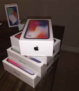 New In Stock - Apple iPhone X 64Gb Unlocked & Bitmain Antiminer S9 In Box - Ship Now