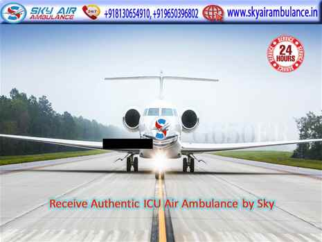 Select Air Ambulance Service in Shimla with Expert Medical Staff