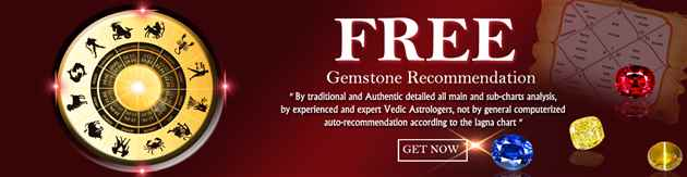 Free Gems Recommendation from Expert Vedic Astrologers PureVedicGems
