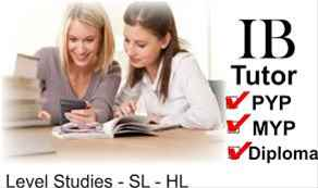 IB maths mathematics studies IA tutor help HL SL exploration extended essay