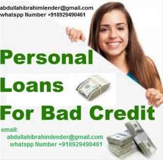 Quick financial cash offer