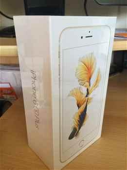 Sell Unlocked Apple iPhone 6s Plus 16gb