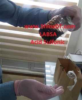 LABSA, sulfonic acid, Linear Alkyl Benzene Sulphonic Acid