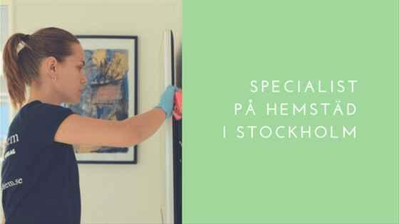 Hemstdning Stockholm  Stadadehem