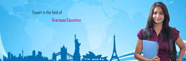 Overseas Education Consultant