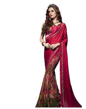 Gujcart  Best Designer Saree - Sarees Wholesaler Site