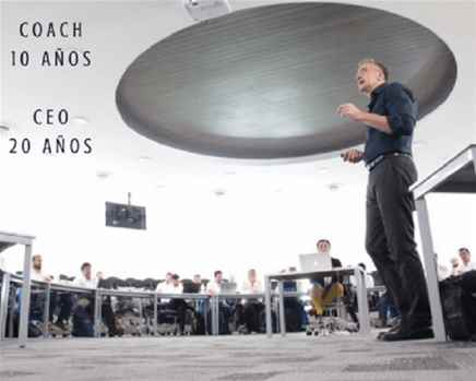 Guido Cattaneo - Exclusively Coaching Program for Leaders