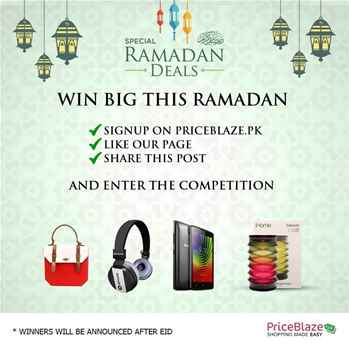 Free Eid Gifts Online During Ramadan Shopping from Priceblaze.pk